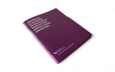 Deseño Editorial Protocolos COPG