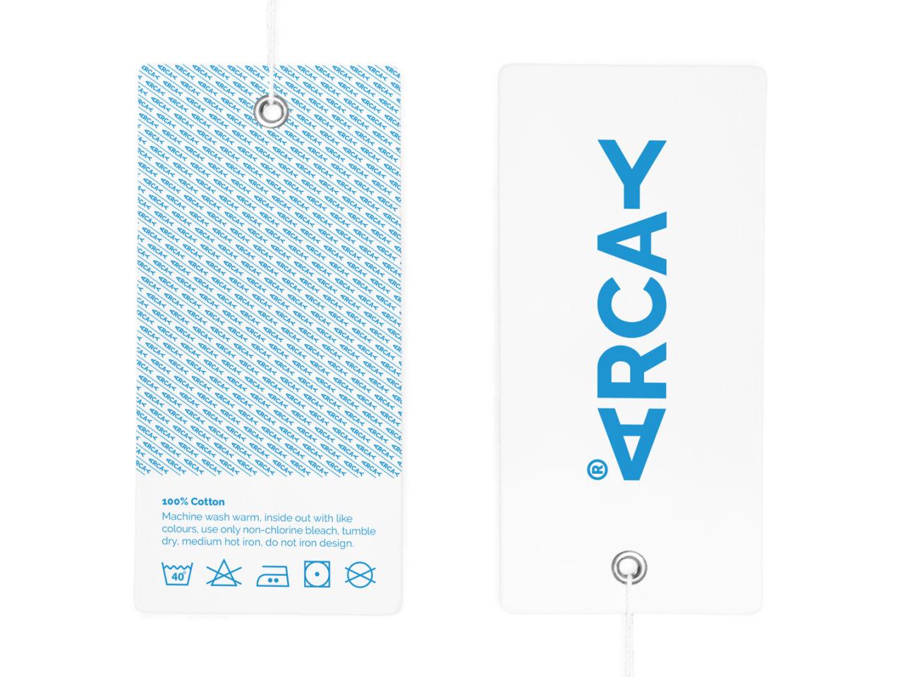 Identidade corporativa de Arcay Fishing 4
