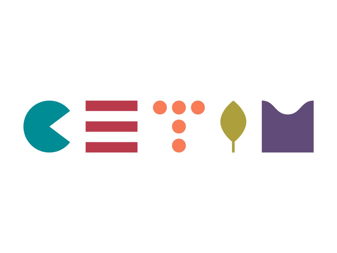Identidade corporativa de CETIM 2