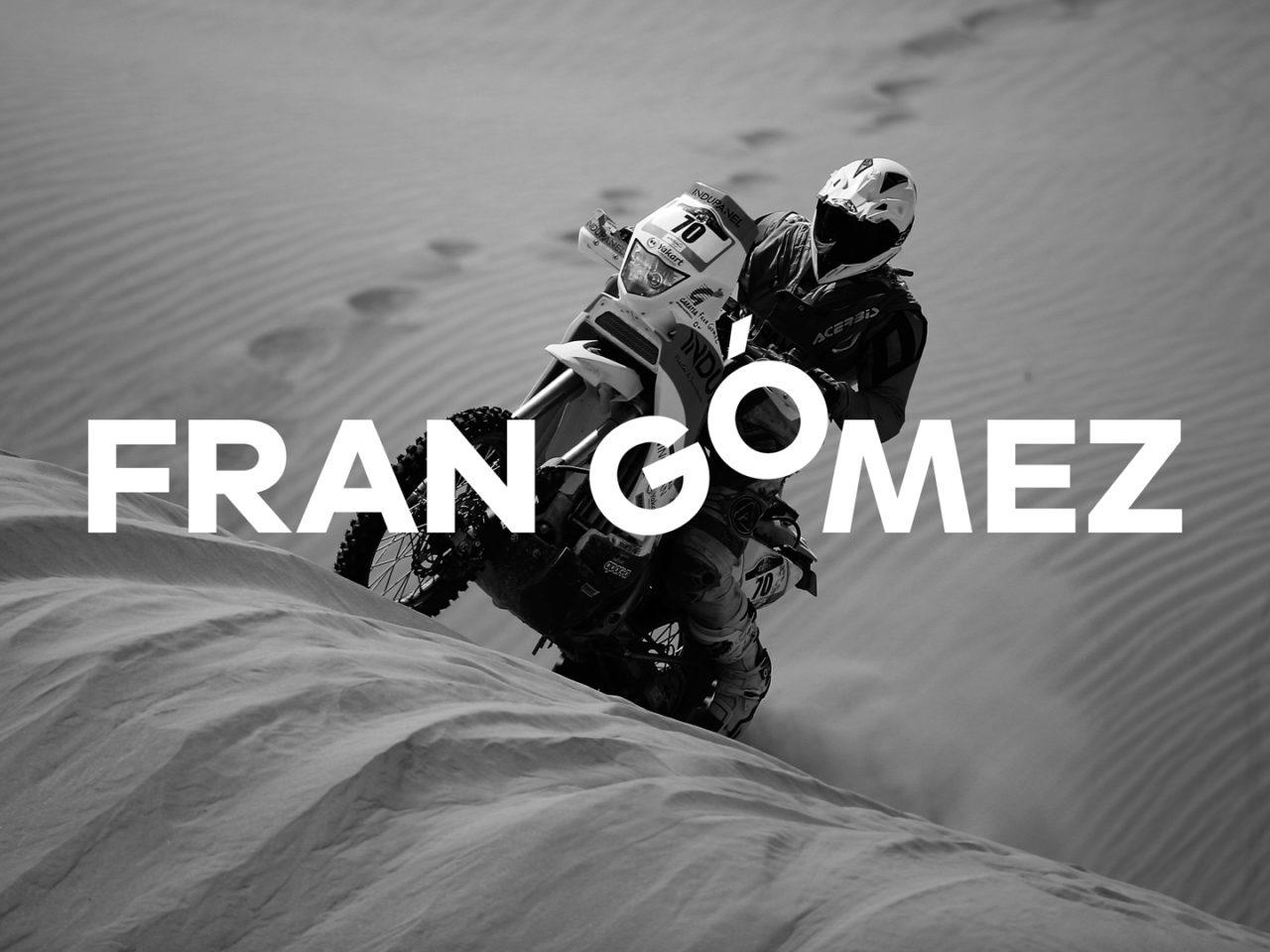 Identidade corporativa Fran Gómez 1