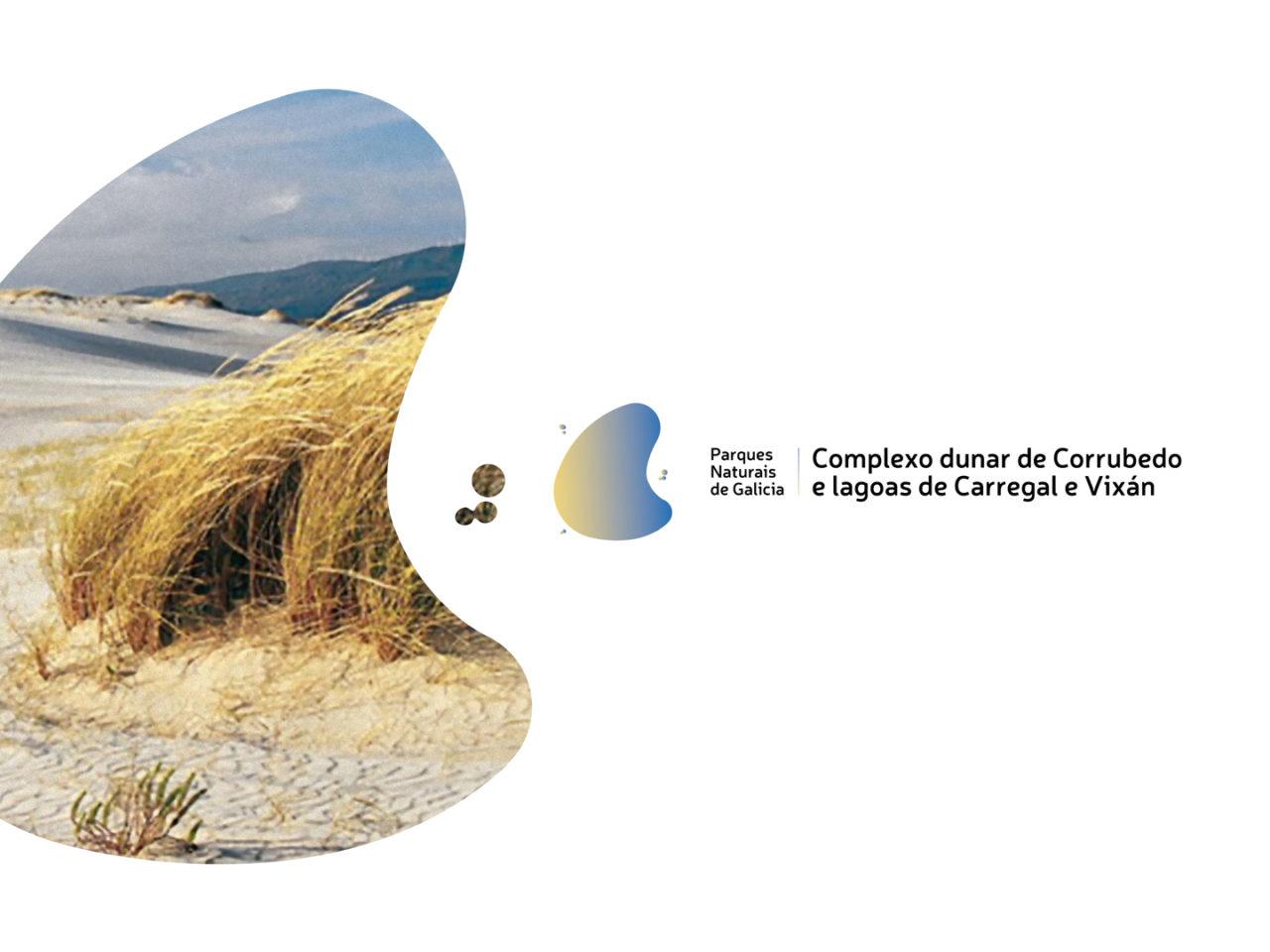 Identidade corporativa de Parques Naturais de Galicia 4