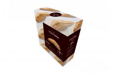 Packaging O Forno Galego