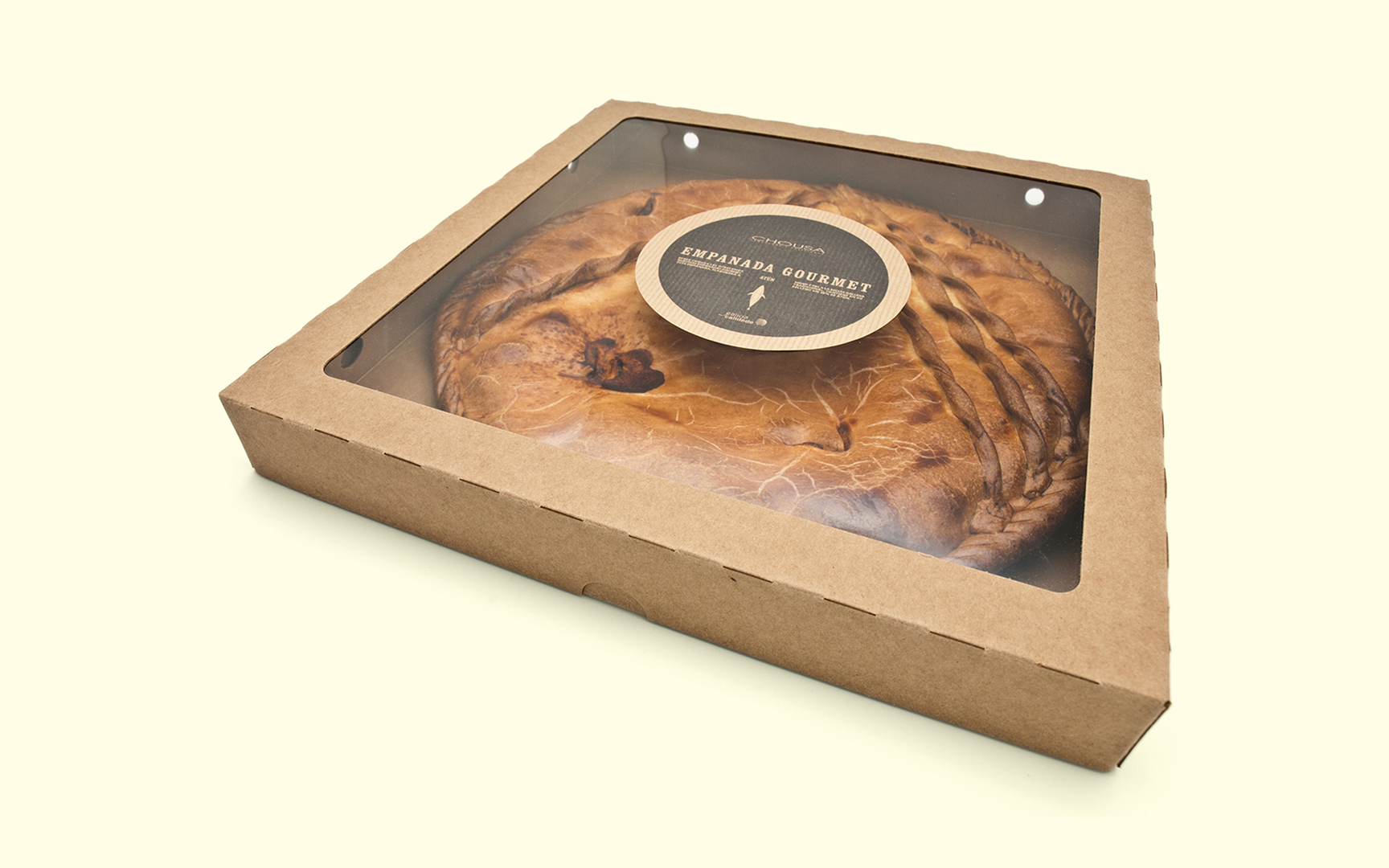 Packaging Empanadas Gourmet Chousa